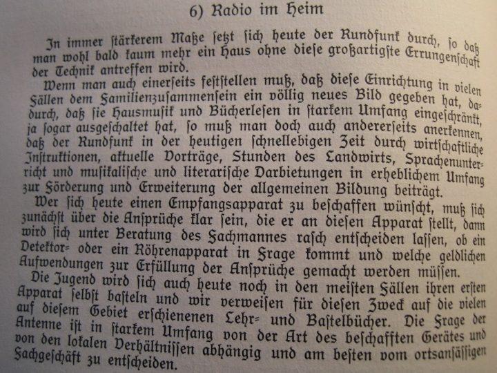 ana.words, altmodisches medium?