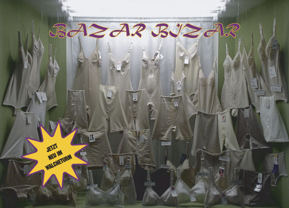 ana.words, bazar bizar noel sans commerz